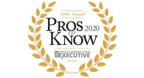 "Multiple GlobalTranz Leaders Named 2020 Supply and Demand Chain Executive ""Pros to Know"""
