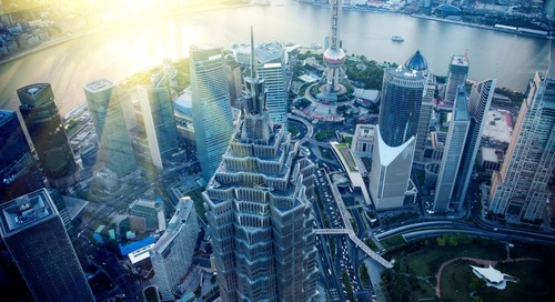 Shanghai Office Expands to Accommodate Regional Growth