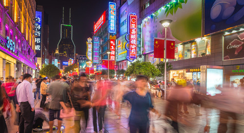 How to Navigate China's Growing Mobility Market