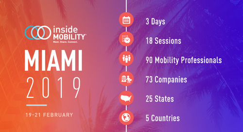 insideMOBILITY® Hits the Road – Lessons Shared by Industry Insiders in Miami