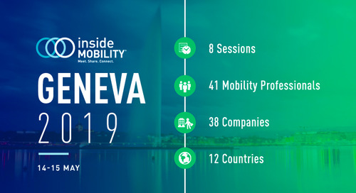 insideMOBILITY Geneva 2019 Event Highlights