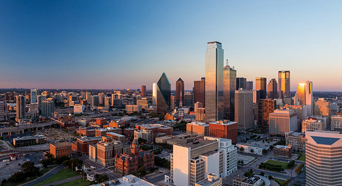 From SF to DFW: Graebel Strategy Encourages Group Move to New Dallas, Texas Campus