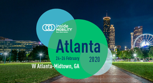 Gearing up for insideMOBILITY Atlanta