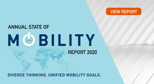 The Annual State of Mobility Report 2020 is here: View the Report