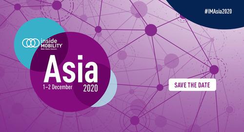 insideMOBILITY® Asia | Dec 1 to 2
