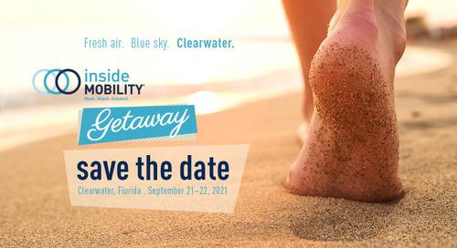 SAVE THE DATE: insideMOBILITY® Getaway 2021