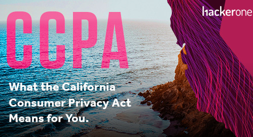 What the California Consumer Privacy Act Means For You