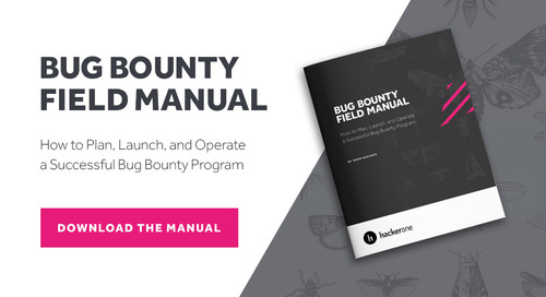 Bug Bounty Field Manual: The Definitive Guide for Planning, Launching, and Operating a Successful Bug Bounty Program