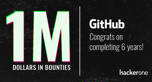 Six years of the GitHub Security Bug Bounty program