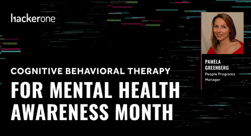 Cognitive Behavioral Therapy for Mental Health Awareness Month