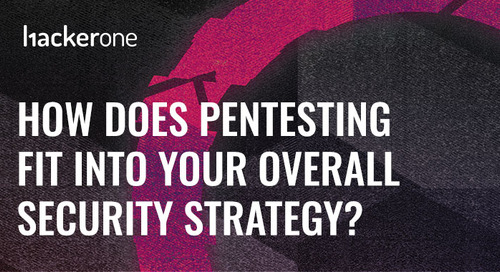 How does Pentesting fit into your overall security strategy?