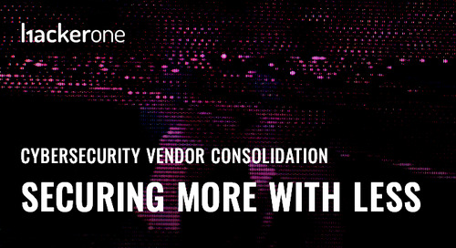 Cybersecurity Vendor Consolidation: Securing More with Less