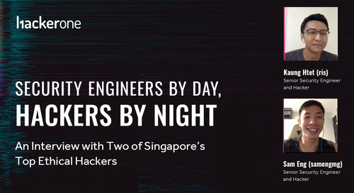 Security Engineers by Day, Hackers by Night – An Interview with Two of Singapore's Top Ethical Hackers