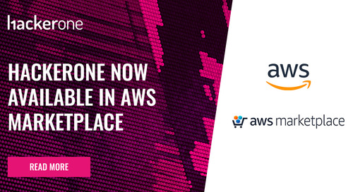HackerOne Joins AWS Marketplace as Cloud Vulnerabilities Rise
