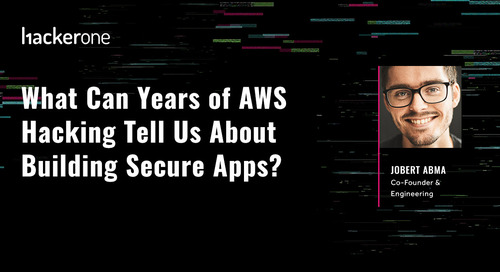 What Years of AWS Hacking Tells Us About Building Secure Apps