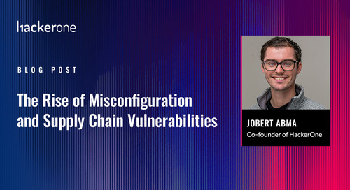 The Rise of Misconfiguration and Supply Chain Vulnerabilities