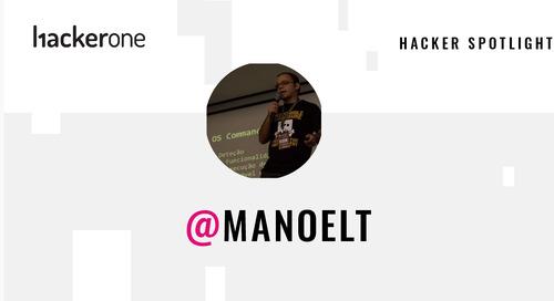 Hacker Spotlight: Interview with manoelt