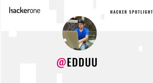 Hacker Spotlight: Interview with edduu