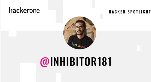 Hacker Spotlight: Interview with inhibitor181
