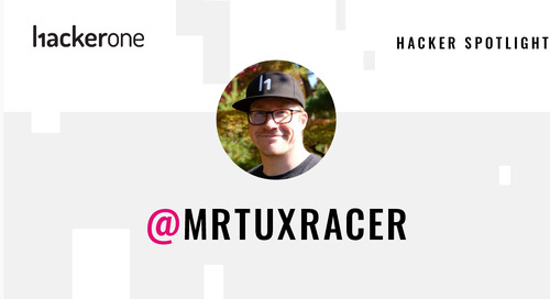 Hacker Spotlight: Interview with MrTuxRacer