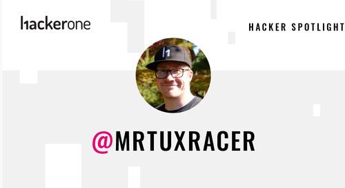 Hacker Spotlight: Interview with MrTuxRacer