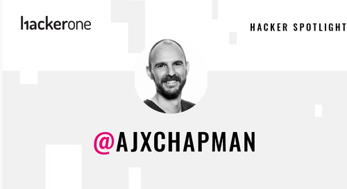 Hacker Spotlight: Interview with ajxchapman
