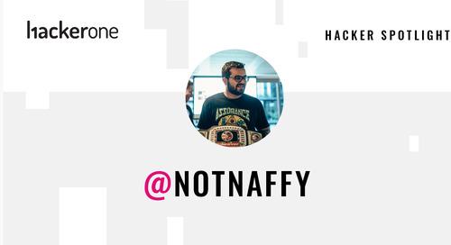 Hacker Spotlight: Interview with notnaffy