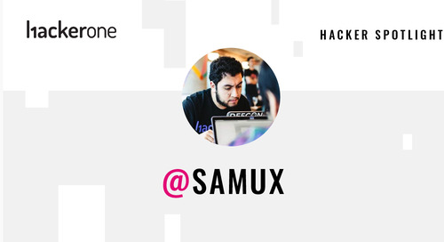 Hacker Spotlight: Interview with Samux