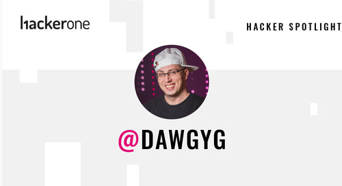 Hacker Spotlight: Interview with dawgyg