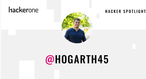 Hacker Spotlight: Interview with hogarth45