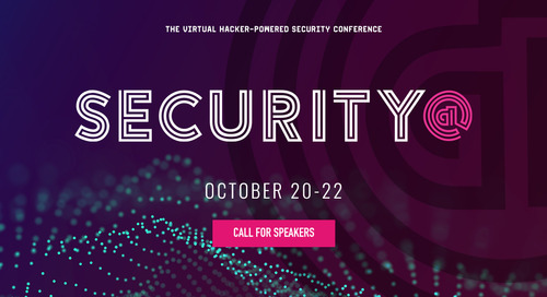 Security@ 2020 Call for Speakers is Open