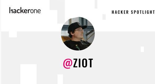 Hacker Spotlight: Interview with Ziot