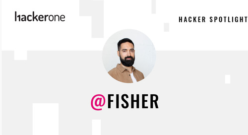 Hacker Spotlight: Interview with fisher