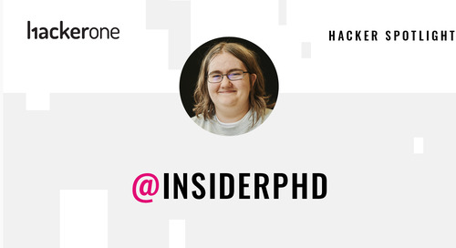 Hacker Spotlight: Interview with insiderphd