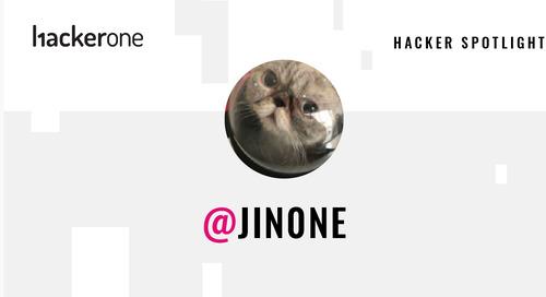Hacker Spotlight: Interview with jin0ne