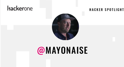 Hacker Spotlight: Interview with mayonaise