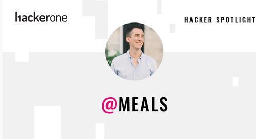 Hacker Spotlight: Interview with meals