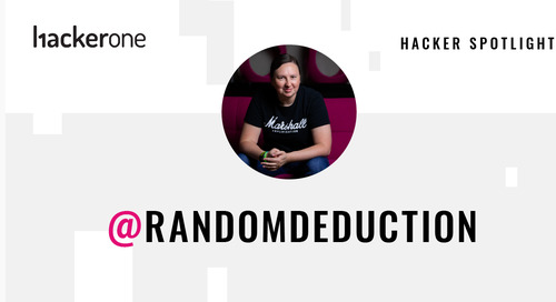Hacker Spotlight: Interview with randomdeduction