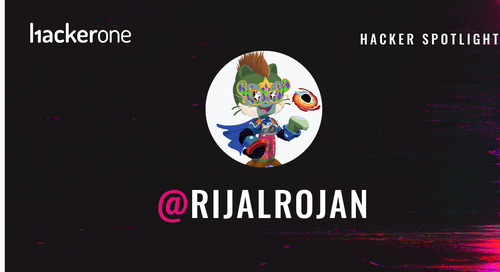Hacker Spotlight: Interview with rijalrojan