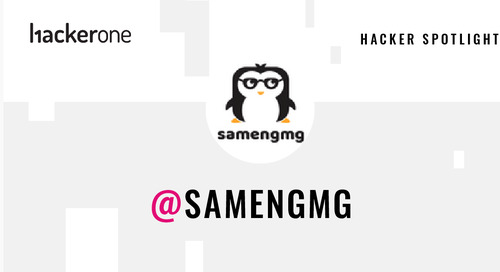 Hacker Spotlight: Interview with samengmg
