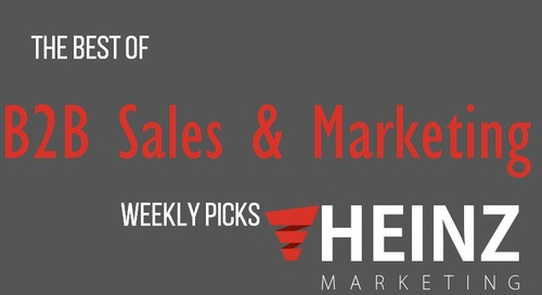 """B2B Reads: Sales Success """"Levers"""", Specificity, and KPIs"""