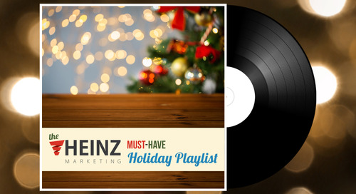 The Heinz Marketing Must-Have Holiday Playlist 2017