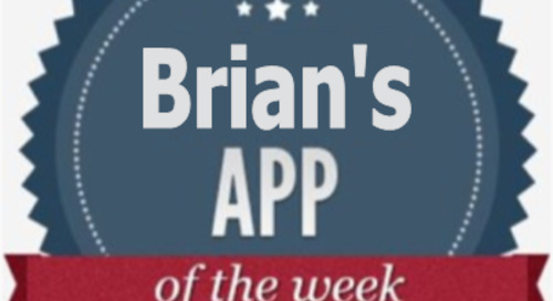 Brian's App of the Week: The Big Willow