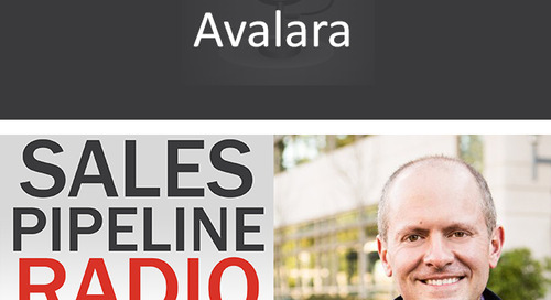 Sales Pipeline Radio, Episode 92: Q&A with Jeremy Korst