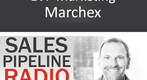 Sales Pipeline Radio, Episode 96: Q&A with Guy Weismantel