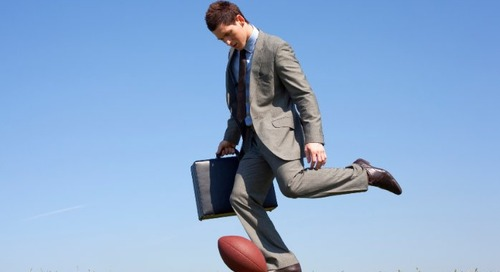 Research: Your sales kick-off may have rocked, but your follow-up sucks