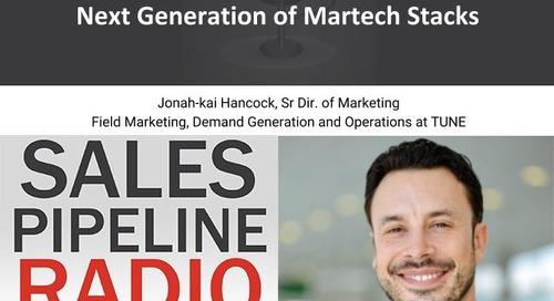 Sales Pipeline Radio, Episode 108: Q&A with Jonah-kai Hancock @jonahkai