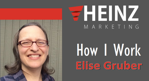 """How I Work"":  Elise Gruber, Chief of Staff at Denny Mountain Media #HowIWork"