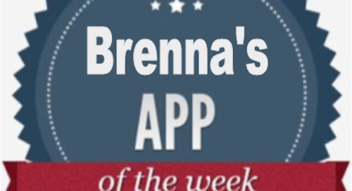 Brenna's App of the Week:  Screen Time