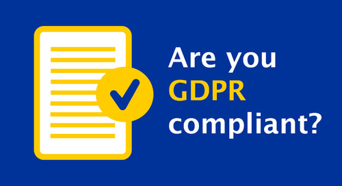 How to be 100% GDPR compliant